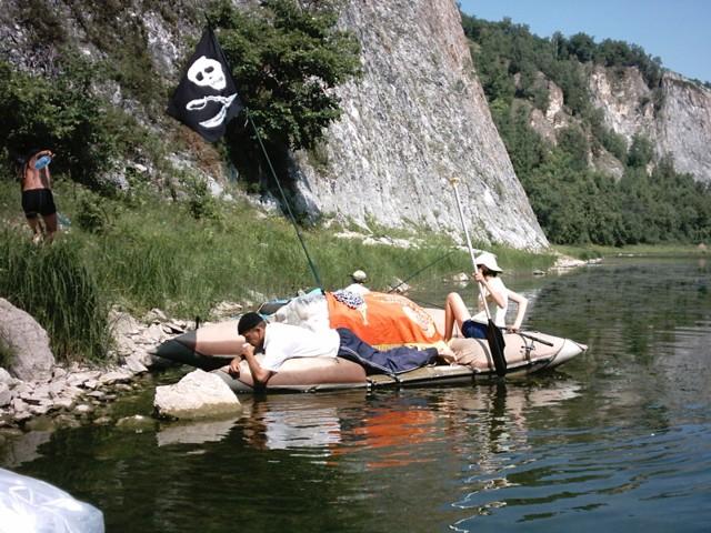 Сплавы по рекам Южного Урала