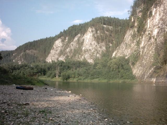 Сплав на Южном Урале