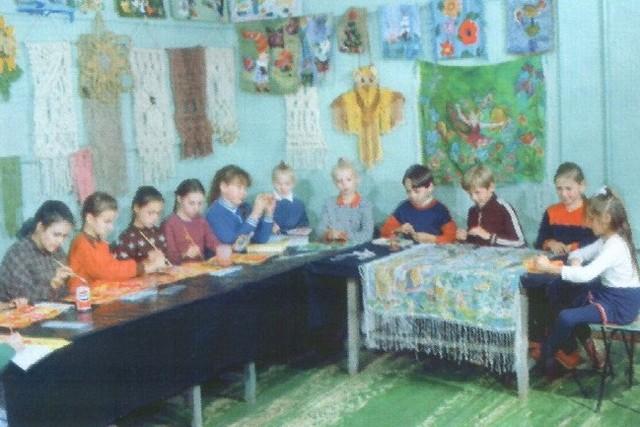 Белорецкая художественная школа